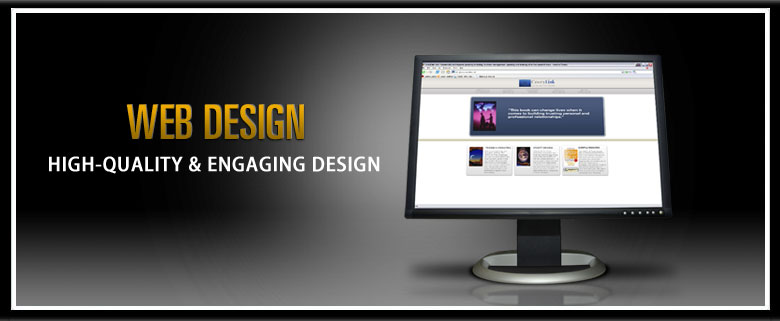 Web Design High Quality & Engaging Design