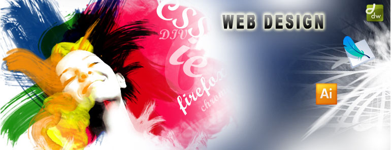 High Quality Web Designing