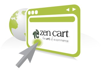 Zencart Ecommerce Store