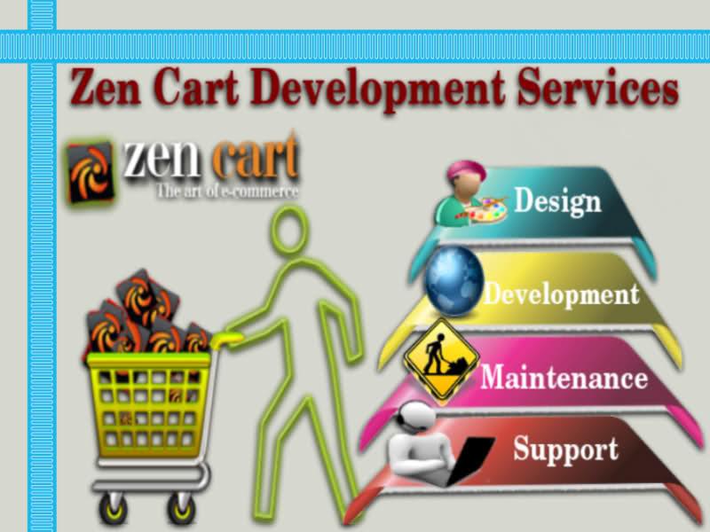 Zen Cart Web Development Services