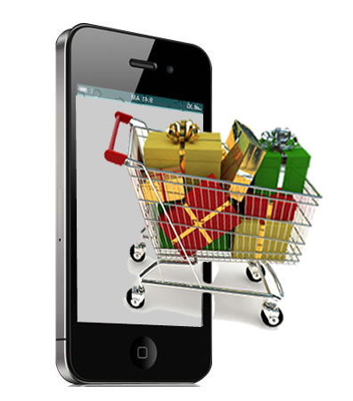 Online Shops for Mobile Devices