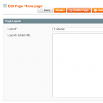 Displaying new products on home page with Magento