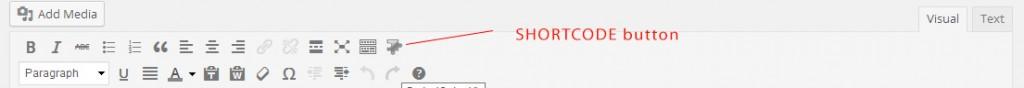 Shortcode Button