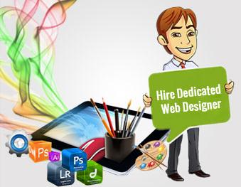 Hire Dedicated Web Desingner