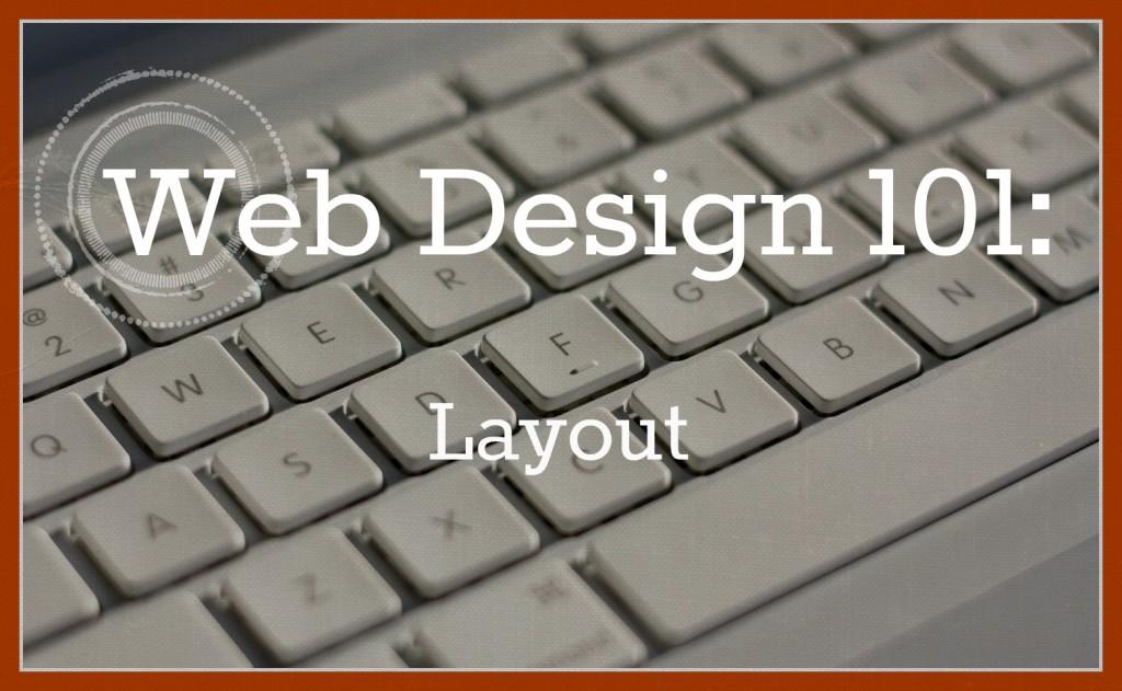 Web Design 101 Layout