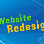 The Check list to refer to prior to redesigning your website