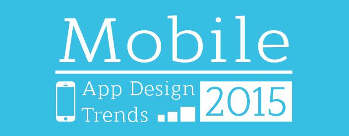 App Design Trends 2015