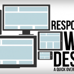 Web Design and Typography when designing a responsive website