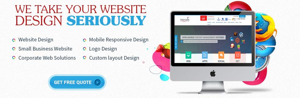 We Take Your Website Design.