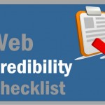 Significance of web credibility assessment