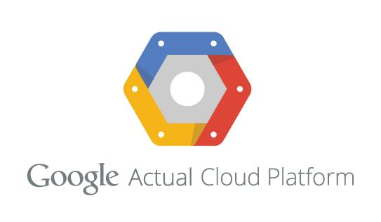Google actual cloud platform
