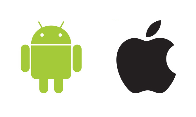 Difference for Android vs IOS Mobile Apps Development