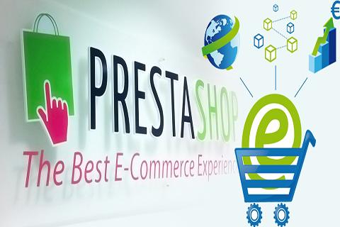 PrestaShop eCommerce Website to boost your online business