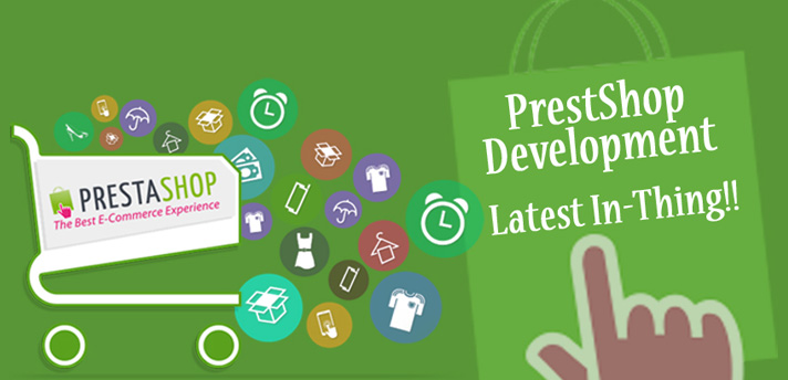 PrestaShop Development Latest Thing