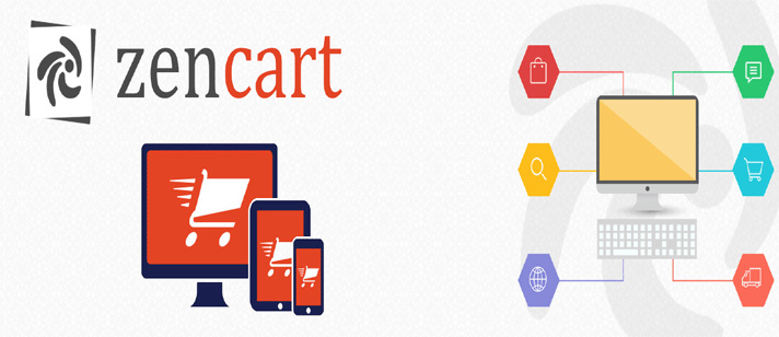 ZenCart Shopping Cart Development