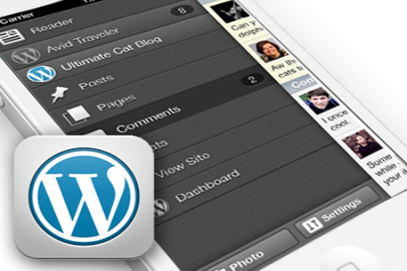 WordPress mobile app - A step into the future of the Websites
