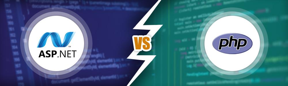 PHP vs ASP .NET Battle into 2018