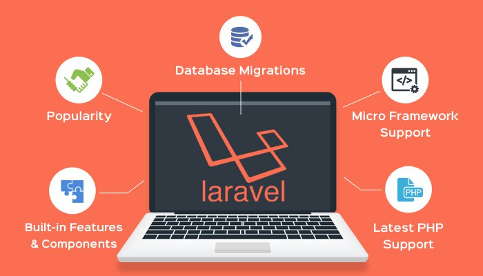 Website development with Laravel - Easy to maintain due to module structure