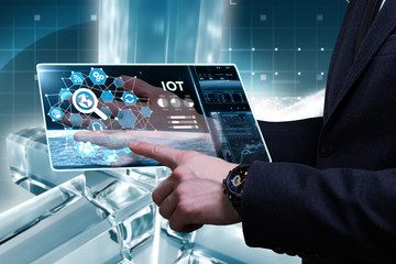 What is the Internet of things and how does it work?