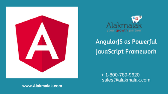 AngularJS as Powerful JavaScript Framework