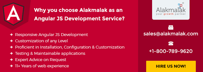 Why You Choose Alakmalak As An AngularJS Development Service?