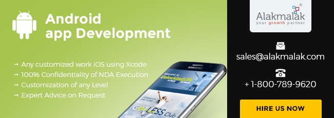 Mobile App Development with Alakmalak