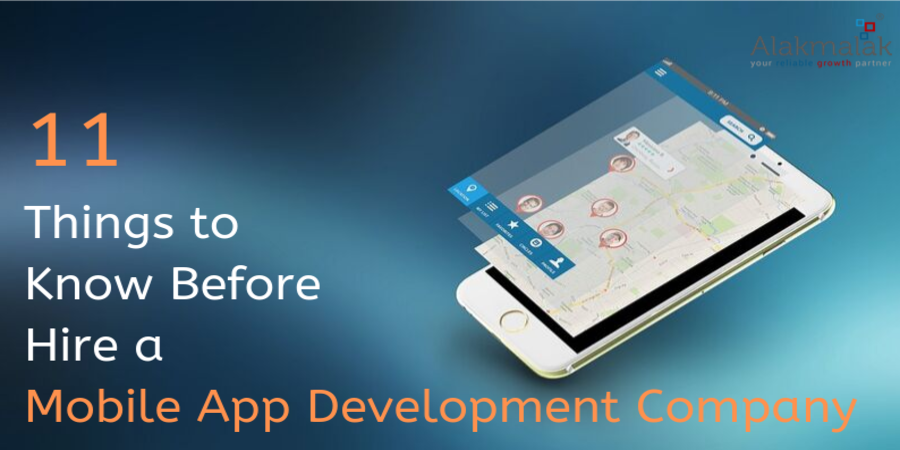 Things to Know Before you Hire a Mobile App Development Company
