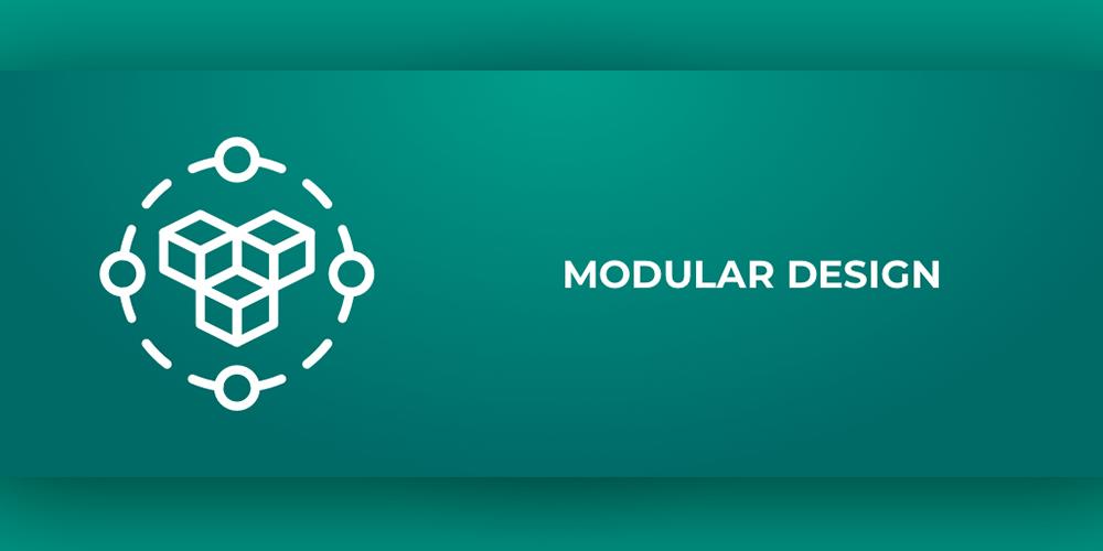 Modular Design and Lower Development Costs
