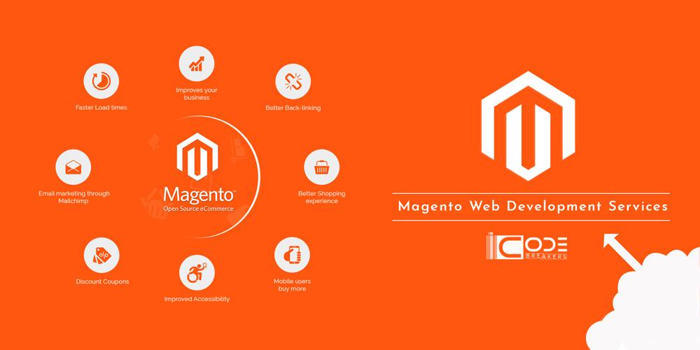 Magento Web Development Service