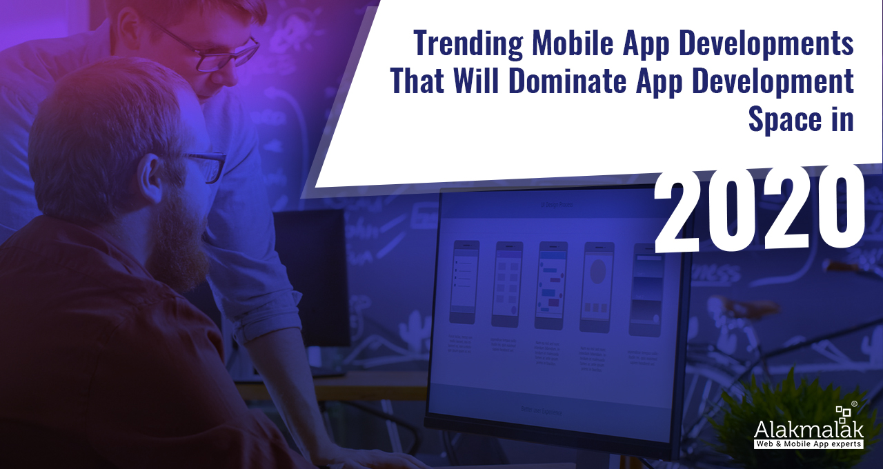 Trending Mobile App Development 2020
