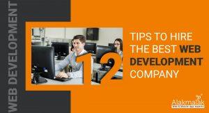 hireweb development company