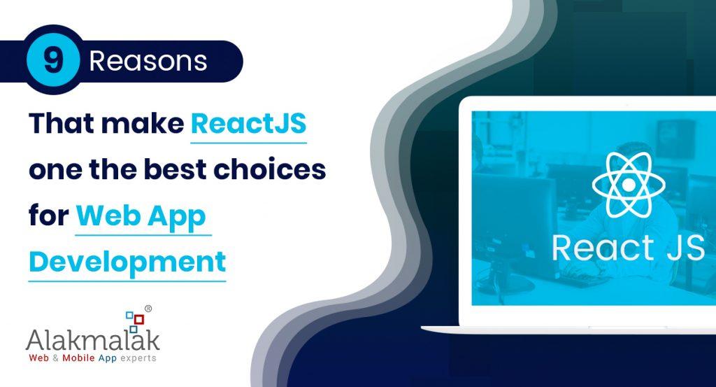choose react js