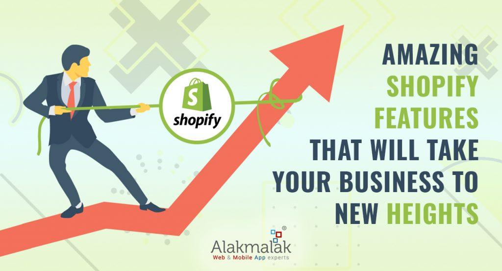 Shopify benefits