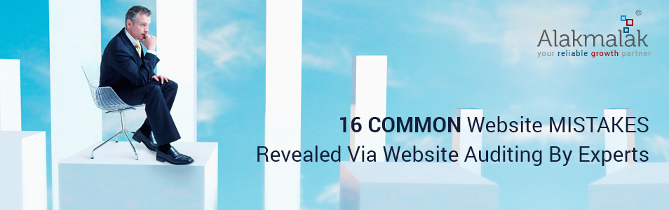 16 Common Website Mistakes Revealed Via Website Auditing By Experts